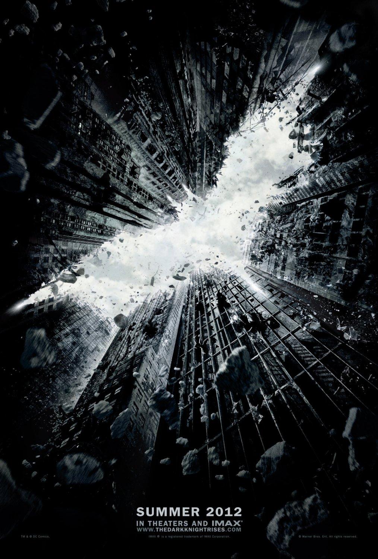 постер Темный рыцарь: Возрождение легенды,The Dark Knight Rises