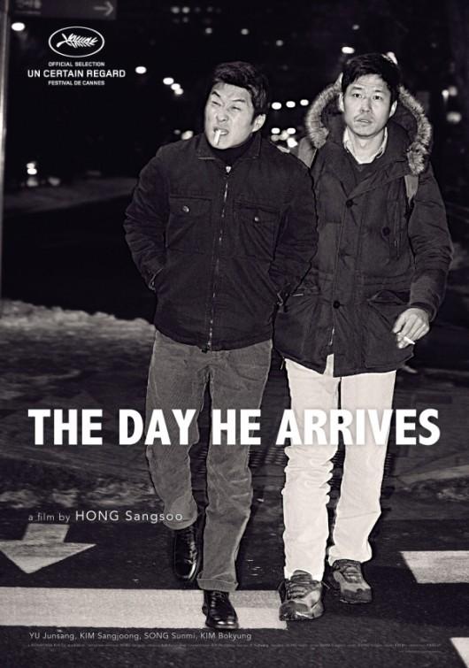 постер День, когда он пришел,The Day He Arrives
