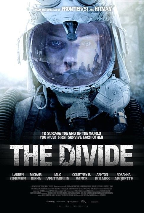 постер Разделитель,The Divide
