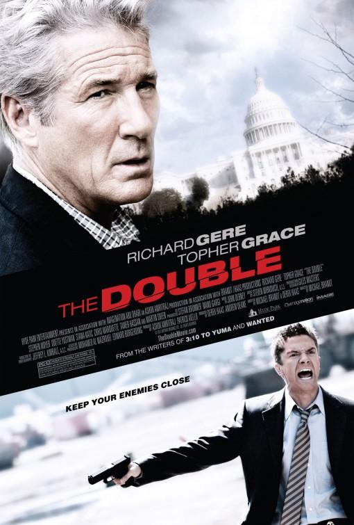 постер Двойной агент,The Double