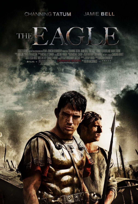 постер Орел девятого легиона,The Eagle