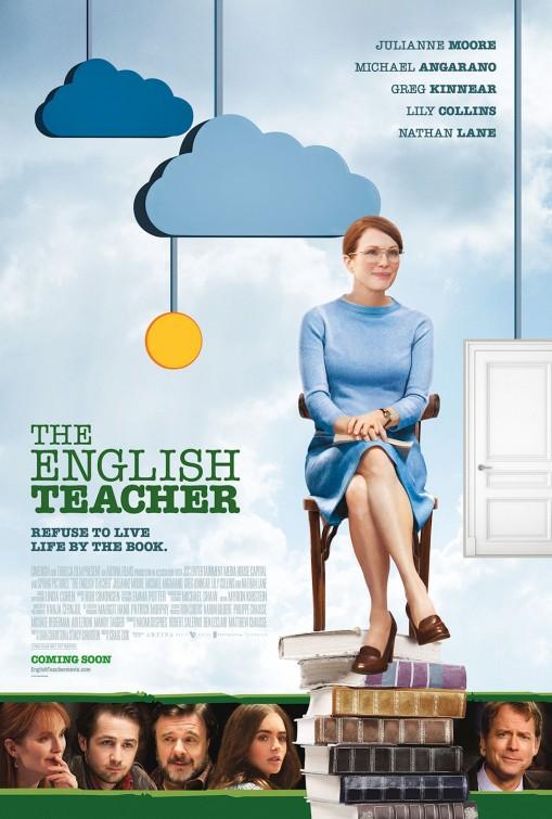 постер Учитель английского,The English Teacher
