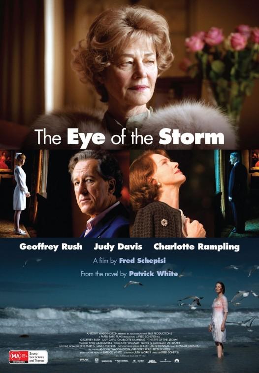 постер Глаз шторма,The Eye of the Storm