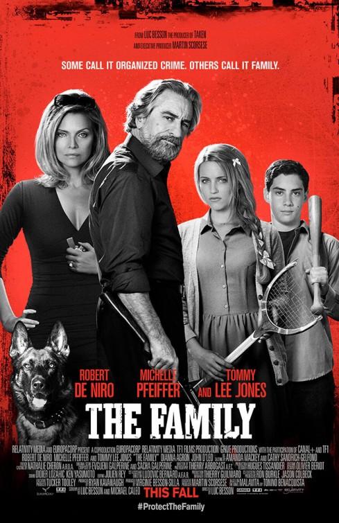 постер Семья,The Family