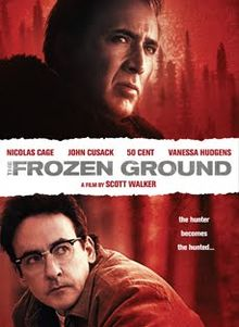 постер Мерзлая земля,The Frozen Ground
