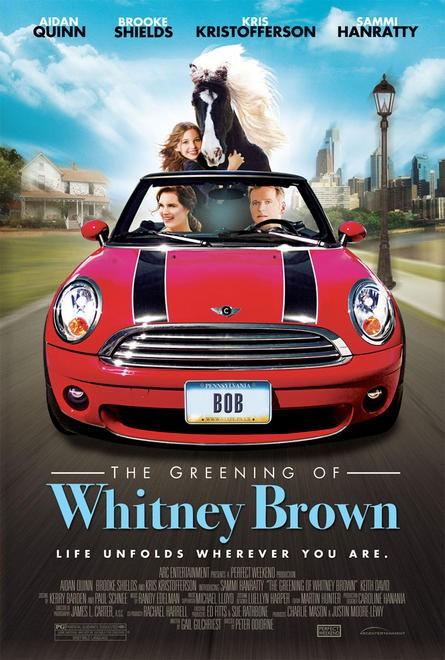 постер Молодость Уитни Браун,The Greening of Whitney Brown