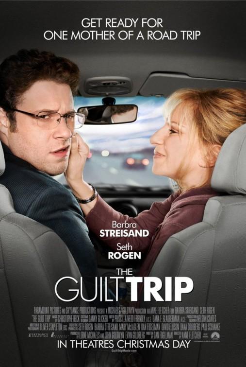 постер Проклятие моей матери,The Guilt Trip