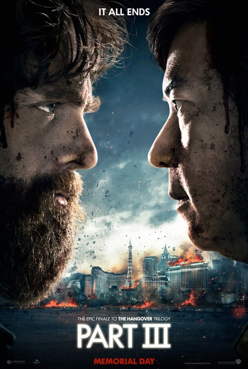 постер Мальчишник: Часть III,The Hangover Part III