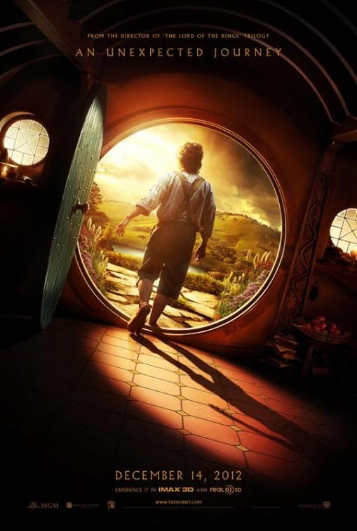 постер Хоббит: Нежданное путешествие,The Hobbit: An Unexpected Journey