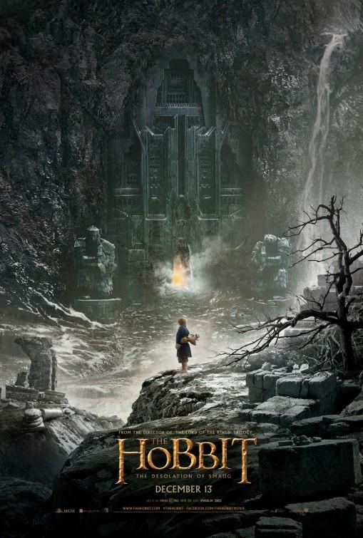 постер Хоббит: Пустошь Смауга,The Hobbit: The Desolation of Smaug