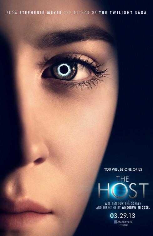 постер Гостья,The Host (2013)