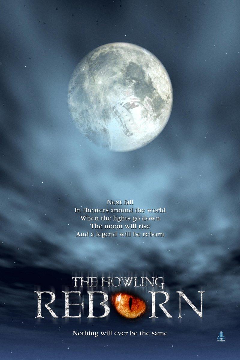 постер Вой: Перерождение,The Howling: Reborn