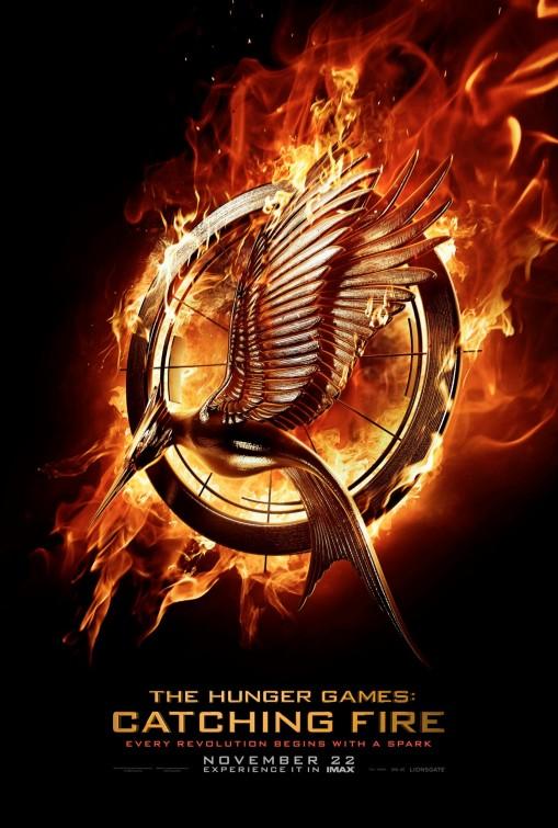 постер Голодные игры: И вспыхнет пламя,The Hunger Games: Catching Fire