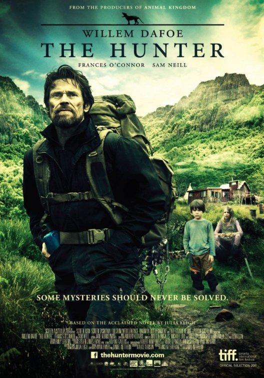 постер Охотник,The Hunter