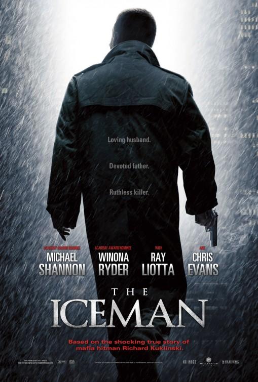 постер Ледяной,The Iceman