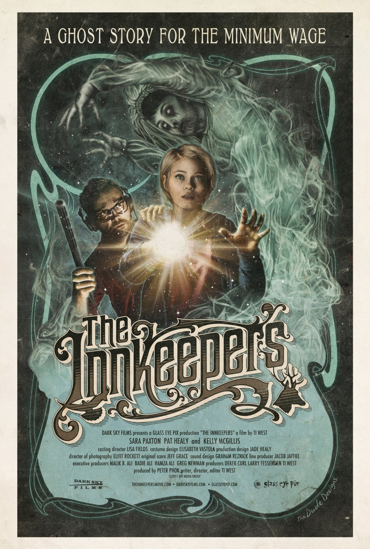 постер Тайны старого отеля,The Innkeepers
