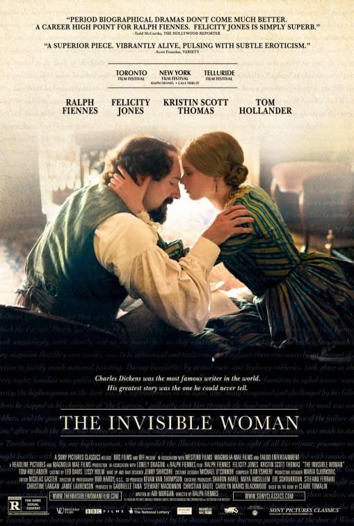 постер Невидимая женщина,The Invisible Woman