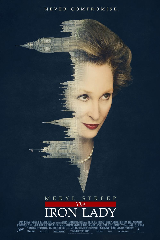 постер Железная леди,The Iron Lady