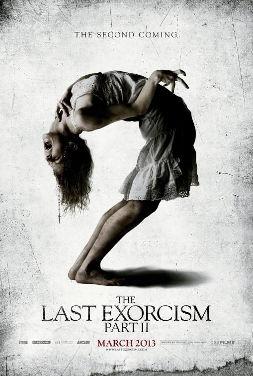 постер Последнее изгнание дьявола 2,The Last Exorcism Part II