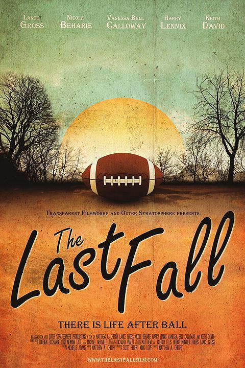 постер Последнее падение,The Last Fall