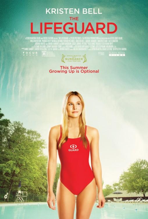 постер Спасатель,The Lifeguard