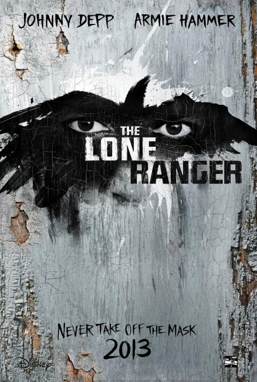постер Одинокий рейнджер,The Lone Ranger
