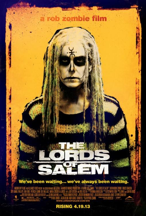 постер Повелители Салема,The Lords of Salem