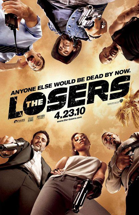 постер Лузеры, Losers, The