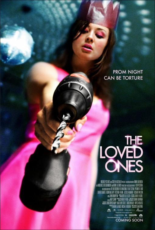 постер Любимые,The Loved Ones