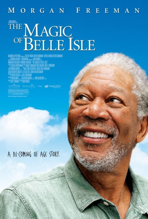 постер Третий акт,The Magic of Belle Isle