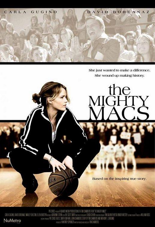постер Майти Макс,The Mighty Macs
