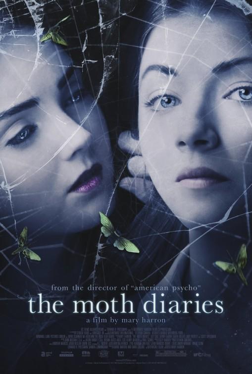 постер Дневники мотылька,The Moth Diaries