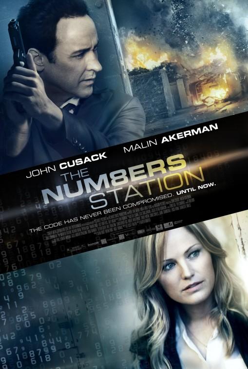 постер Цифровая радиостанция,The Numbers Station
