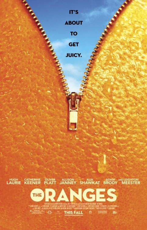 постер Любовный переплет,The Oranges