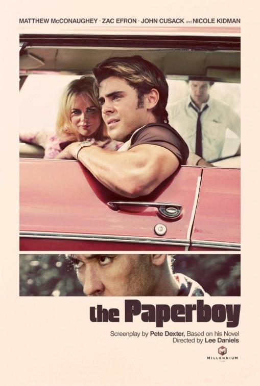 постер Газетчик,The Paperboy