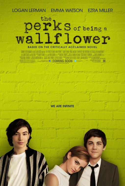 постер Трудности быть изгоем,The Perks of Being a Wallflower