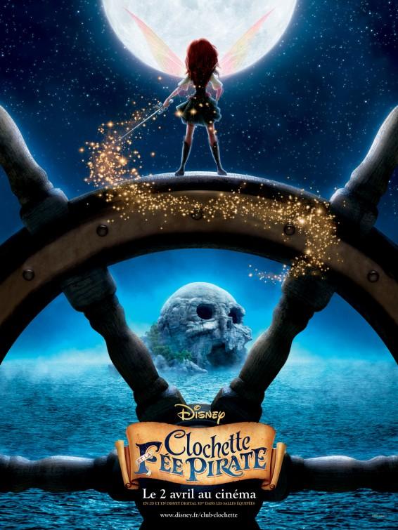 постер Феи: Загадка пиратского острова,The Pirate Fairy