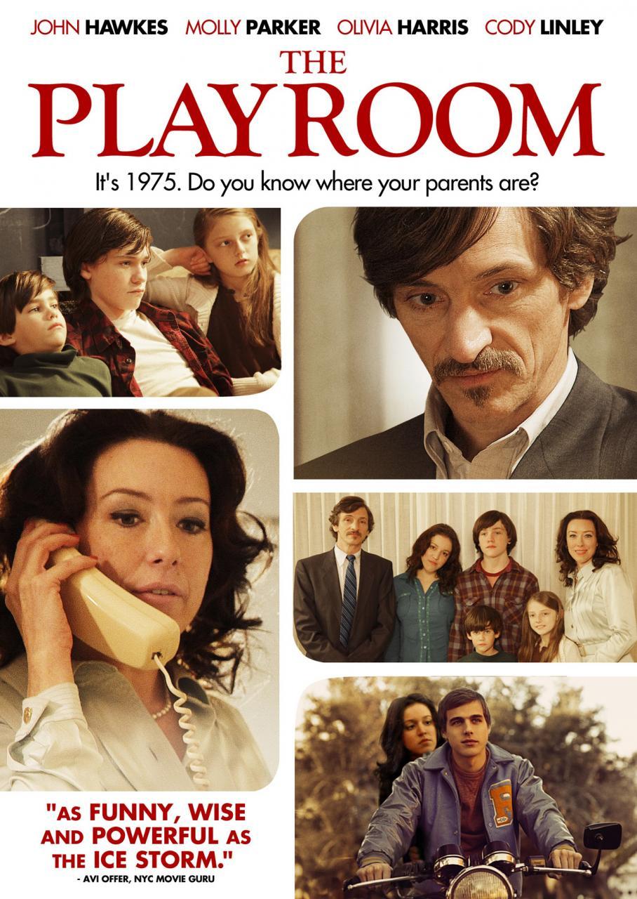 постер Игровая комната,The Playroom