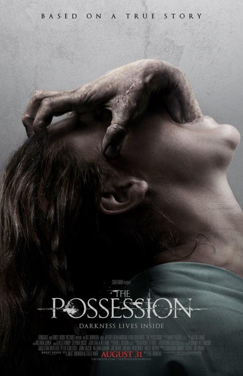 постер Шкатулка проклятия,The Possession