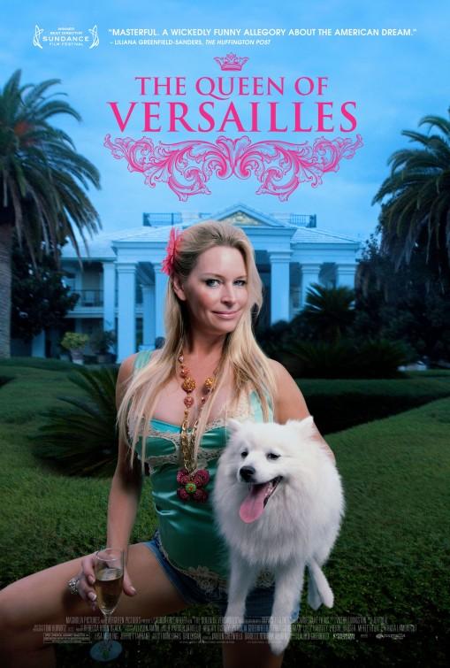 постер Королева Версаля,The Queen of Versailles