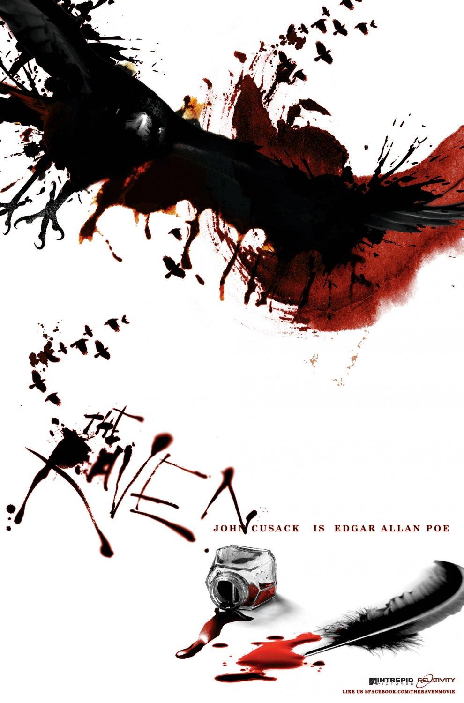 постер Ворон,The Raven
