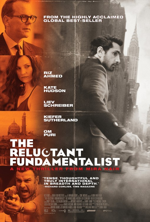 постер Фундаменталист поневоле,The Reluctant Fundamentalist