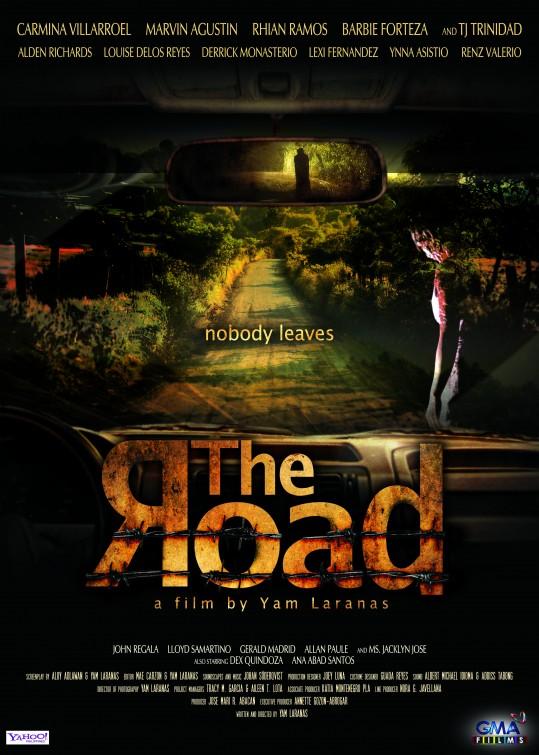 постер Дорога,The Road (2012)