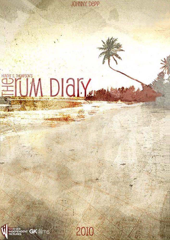 постер Ромовый дневник,The Rum Diary