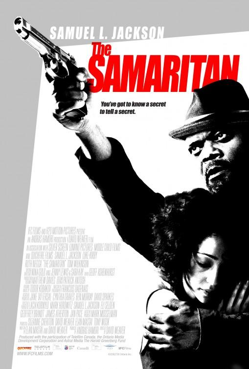 постер Самаритянин,The Samaritan
