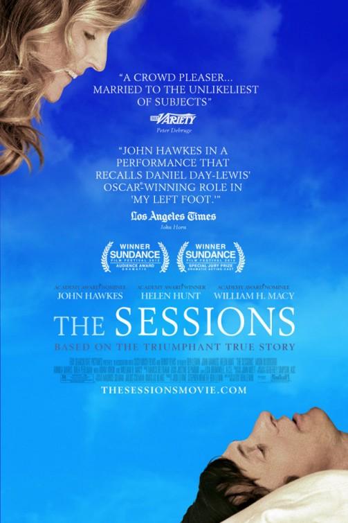 постер Суррогат,The Sessions