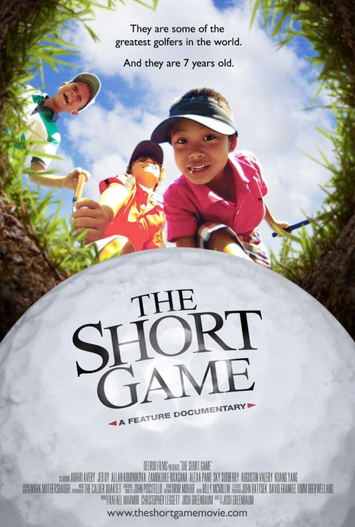 постер The Short Game,The Short Game