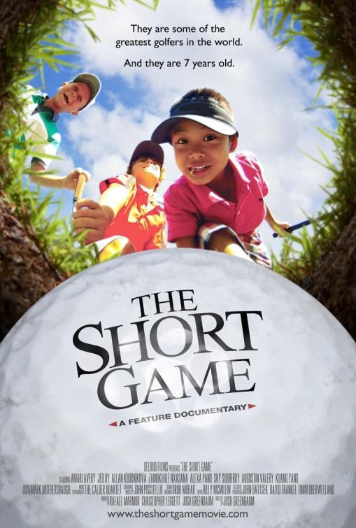 постер The Short Game,The Short Game