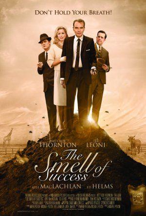 постер Запах успеха,The Smell of Success