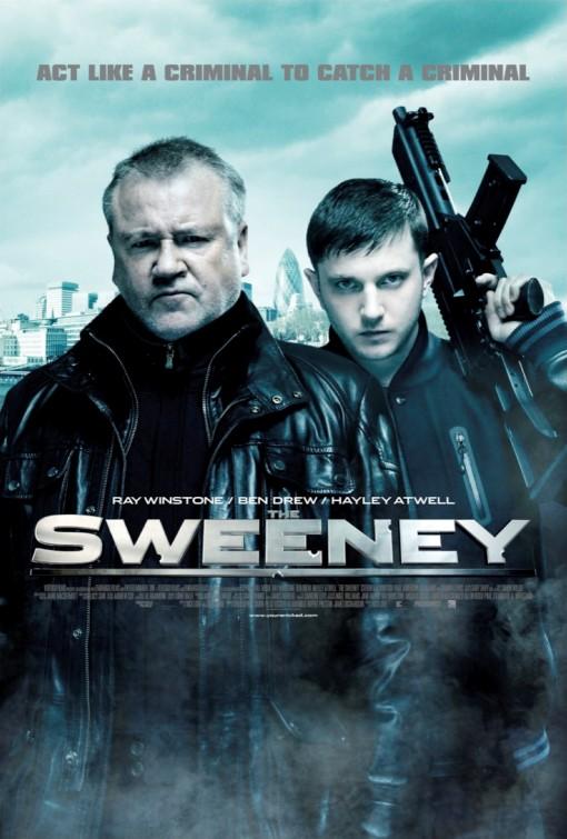 постер Летучий отряд Скотланд-Ярда,The Sweeney